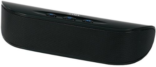Jensen - Portable Speaker With Built-In Amp & Subwoofer