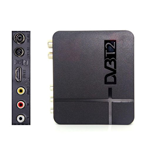 Why Should You Buy TOOPOOT® 1pc MINI HD DVB-T2 K2 STB 4K DVB-T2 K2 WiFi Satellite Receiver Digital ...