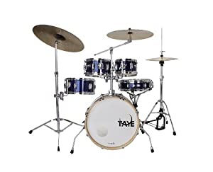 Taye Drums SLS518F-SPK-GB 5-Piece Drum Set