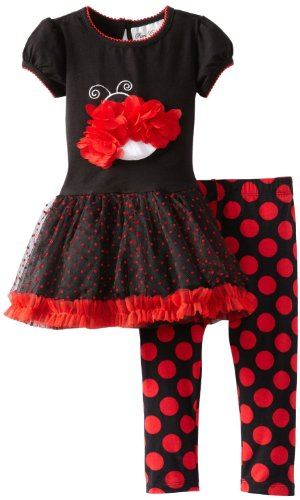 Lady Bug Baby Clothes