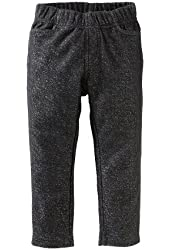 Tea Collection Baby Girls' Sparkle French Terry Pant