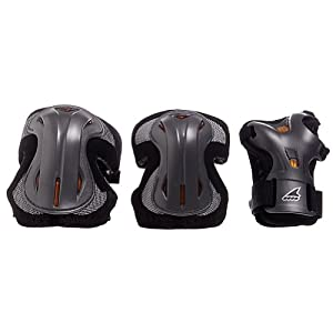 Rollerblade Lux Plus Adult In-Line Protective 3 Pack by Rollerblade