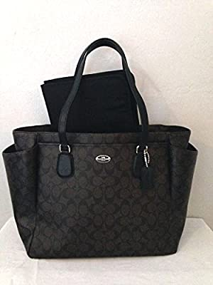 Coach Large Diaper Tote Travel Bag in Coated Canvas F35414 by Coach that we recomend personally.