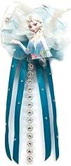 Frozen Elsa Deluxe Birthday Girl Ribbon