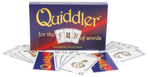 Quiddler:   Quiddler for Christmas