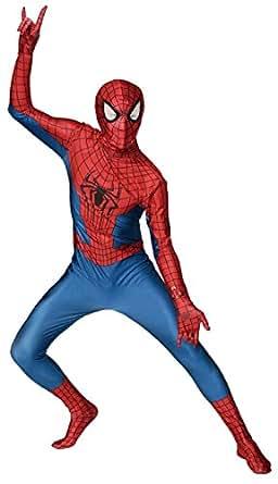 Dressystarマーベル アメージング スパイダーマン 2 コスチューム メンズ 150-160cm