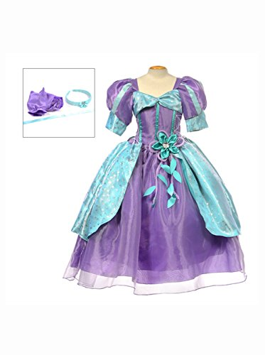 Disney Little Mermaid Princess Dress