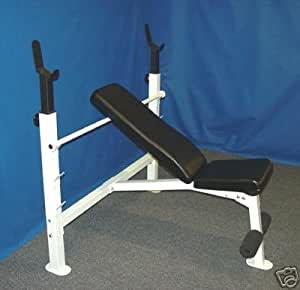 Olympic Weight Bench Olympic Bench Press Olympic Weight Bench With Weights And
