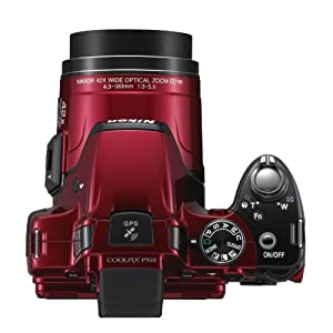 Top Bridge Camera » Sony HX200V VS Nikon P510