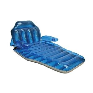 poolmaster adjustable chaise floating lounge toys games. Black Bedroom Furniture Sets. Home Design Ideas