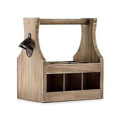 Weddingstar-Bottle-Caddy-with-Opener-Wood