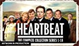 Heartbeat (Complete Collection) - 99-DVD Box Set ( Heartbeat (Series 1-18) ) ( Heart beat (373 Episodes) ) [ NON-USA FORMAT, PAL, Reg.4 Import - Australia ]
