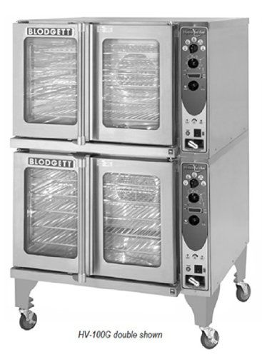 Blodgett Hv-100Gsingle Full Size Gas Convection Oven - Ng, Each
