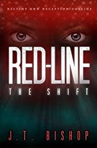 Red-line: The Shift by J. T. Bishop ebook deal