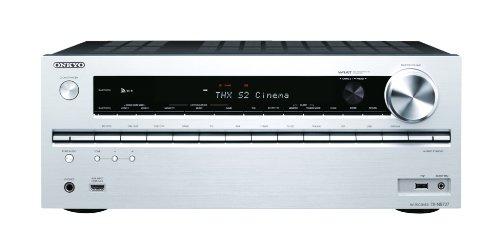 Onkyo TX-NR727 (S) 7.2-Kanal AV-Netzwerk-Receiver