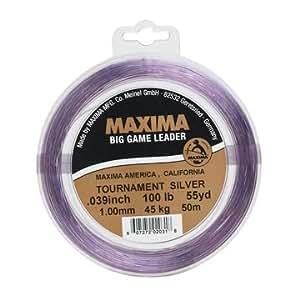 Buy maxima fishing line big game leader wheel ultragreen for Maxima fishing line