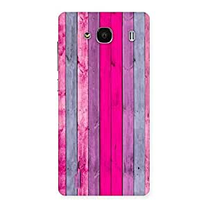 Special Pink Wall Multicolor Back Case Cover for Redmi 2s