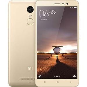Xiaomi Redmi 3 Pro oro envío de EUROPA 32 RAM 3 GB ROM Original GOLD sistemas Multilingua 5,0 pulgadas HD 4G LTE Smartphone Qualcomm Snapdragon 616 Octa Core sensor impresiones dactilares fringerprint europeo y cargador