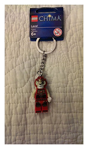"LEGO Chima ""Laval"" Key Chain 851368 - 1"