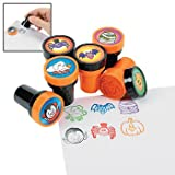 Halloween Stamps - 24 per unit