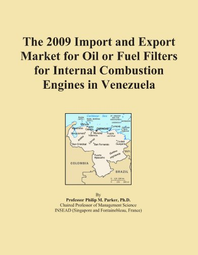 The 2009 Import and Export Market for Oil or Fuel Filters for Internal Combustion Engines in Venezuela