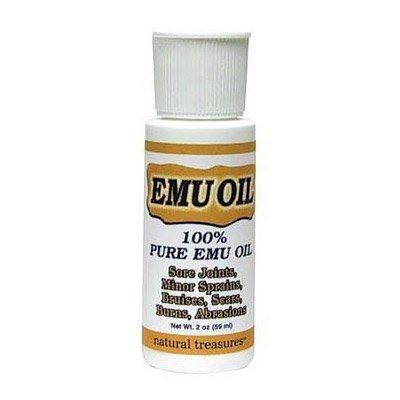 Emu Oil 100% Pure - 2 oz - Oil