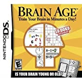 Brain Age: Train Your Brain in Minutes a Day! (輸入版)