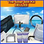 The Solar Still Deluxe Water Purifica...