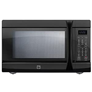 Kenmore Elite Countertop Convection Oven : Kenmore Elite 1.5 cu. ft. Countertop Microwave w/ Convection - Black ...