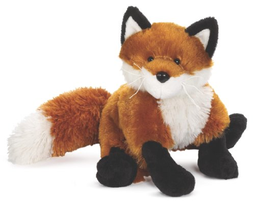 Webkinz HM171 Fox Plush Stuffed Animal
