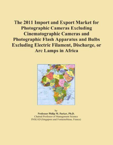 The 2011 Import And Export Market For Photographic Cameras Excluding Cinematographic Cameras And Photographic Flash Apparatus And Bulbs Excluding Electric Filament, Discharge, Or Arc Lamps In Africa