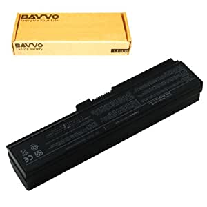 TOSHIBA Satellite L755D-S5348 Laptop Battery - Premium Bavvo® 12-cell Li-ion Battery