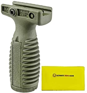 Fab Defense The Mako Group OD Olive Drab Green TAL-4 Quick Release Vertical Holder w ... by FAB DEFENSE-MAKO