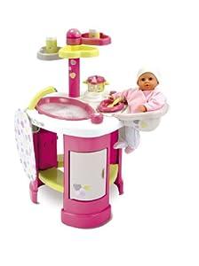 Smoby 24386 Doll Care Centre in Heart Design