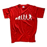 STANDARD EDITION AMMERICAN FOOTBALL EVOLUTION nfl T-Shirt S-XXXL Siebdruck! (kein Billig-Flex/Flock-Transfer)