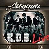 Aventura : K.O.B Live Especial Edicion 2CDs+1DVD