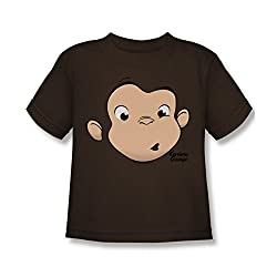 Curious George Face Juvy T-Shirt