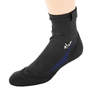 Buy From Tilos, X-Lycra Skin Sock That Goes Everywhere: Snorkeling, Beach Sports, Volleyball or Hanging Out. by Seavenger