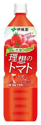 伊藤園 理想のトマト900g×12本