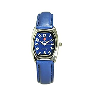 Svviss Bells Svviss Bells Stylish Blue Dial Strap Watch
