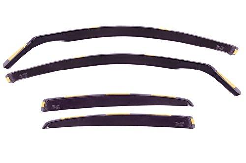 heko-10233-front-and-rear-wind-deflectors-fits-audi-a4-4-door-saloon-2009-4-pieces