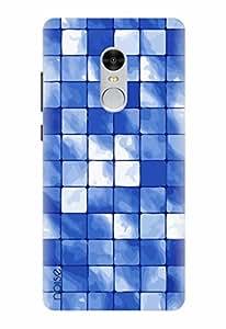 Noise Designer Printed Case / Cover for Xiaomi Redmi Note 4 / Patterns & Ethnic / Aqua Ocean Design