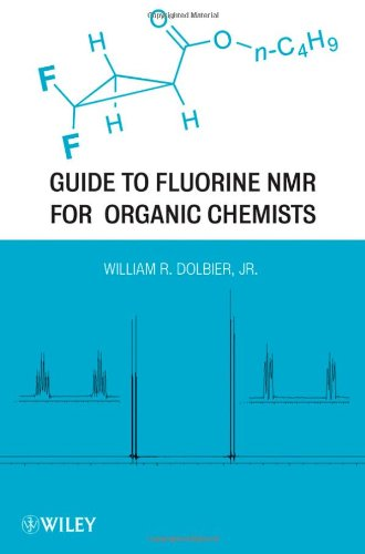Guide to Fluorine NMR for Organic Chemists PDF