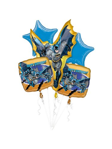 Batman Balloon Bouquet - 1