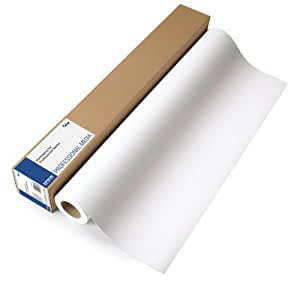 "Epson Premium Photo Paper Glossy,  8.3"" x32' Roll, (S041376)"