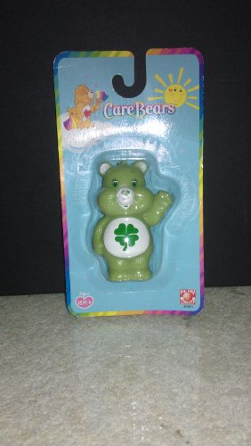 Good Luck Care Bear Pencil Topper Nip 2.5 In front-1058266
