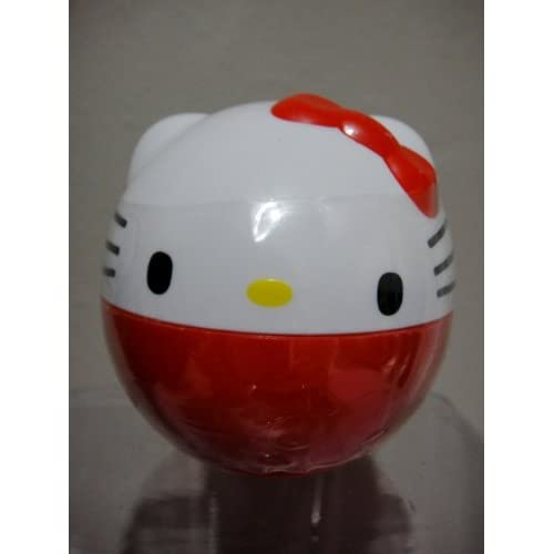 Hello Kitty Charm in Coin Capsule   Red