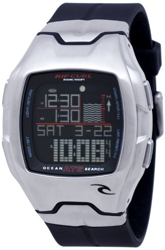 Rip Curl A1026 Black Men's Digital Wrist Watch