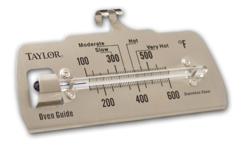 Taylor Oven Guide Thermometer front-37187