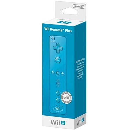 Wii U - Remote Plus, blau